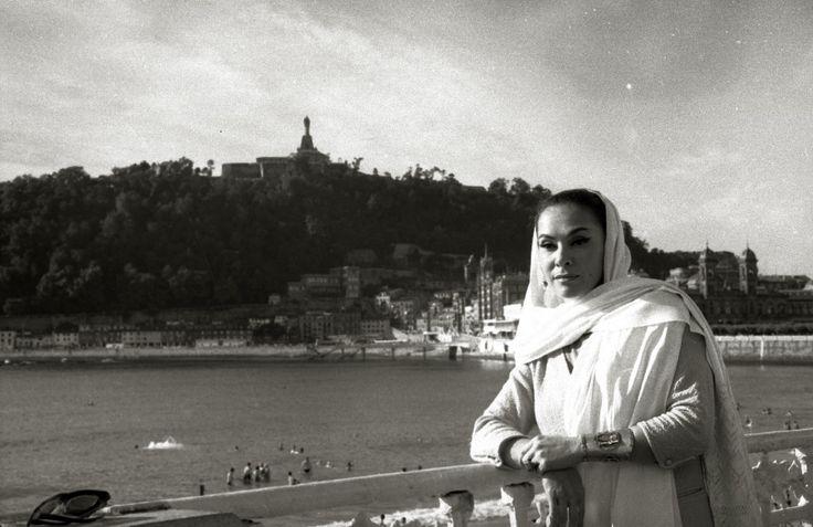 Dolores del Río, Festival Internacional de Cine de San Sebastián 1961
