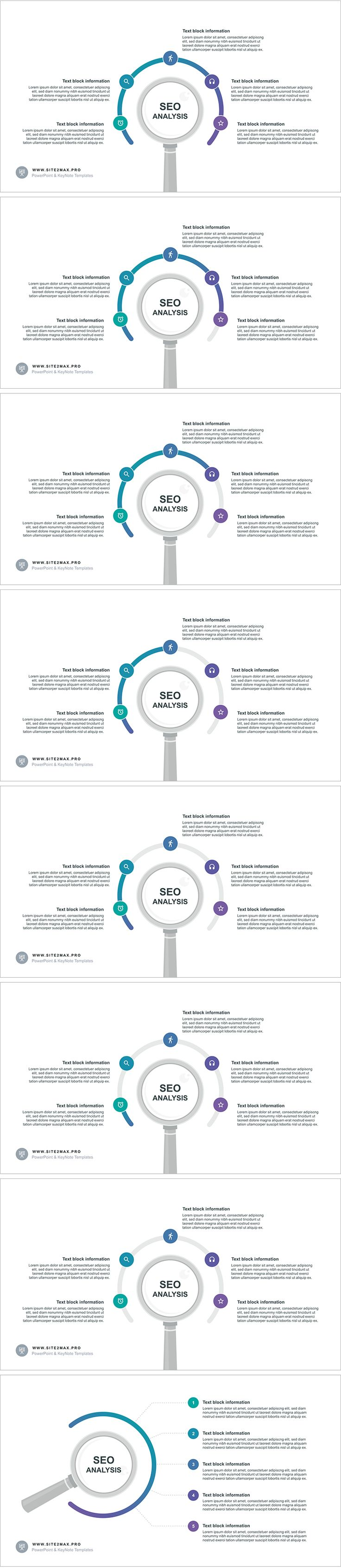 Download: http://site2max.pro/seo-analysis-infographic-keynote/  SEO analysis infographic Keynote #seo #keynote #key #analysis #infographic #marketing
