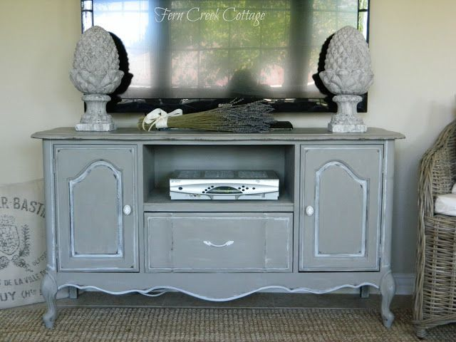 13 Best Shabby Chic TV Stands Images On Pinterest