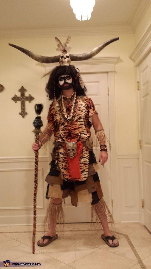 Urban Voodoo - Halloween Costume Contest via @costume_works