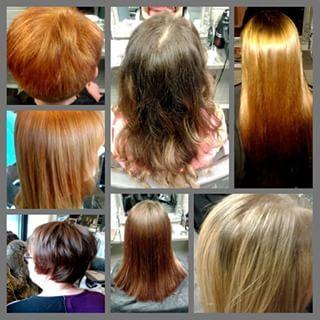 """Kasvivärit ovat ekologista hiustenvärjäystä, sillä ne sisältävät vain luonnon raaka-aineita. Ekokampaajat eivät käytä synteettistä """"hennatatuointi"""" hennaa.  Väriskaalassa punertavia, eri tummuisia ruskeita ja vaaleaa kirkastavaa kullanhohdetta. Saat aina yksilöllisen värin, sillä oma hiustenvärisi vaikuttaa lopputulokseen. :) Kuvan kasvivärit on tehnyt Tiia. #ekokampaaja #ekokampaamo #luonnonhelmi #ekokampaamoluonnonhelmi #kasviväri #tikkurila"""