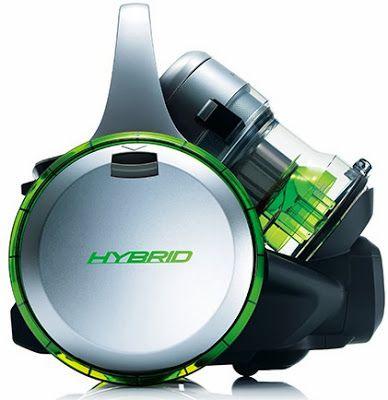 Panasonic MC-HS700G Hybrid Vacuum Cleaner