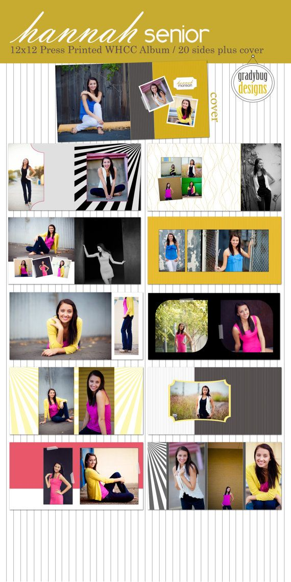 9 best Senior Albums I like! images by Cate Waters on Pinterest ...