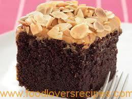 Amarula Chocolate Syrup Cake!!