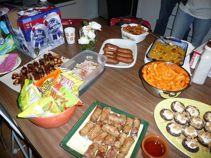 Trailer Trash Party Food Ideas