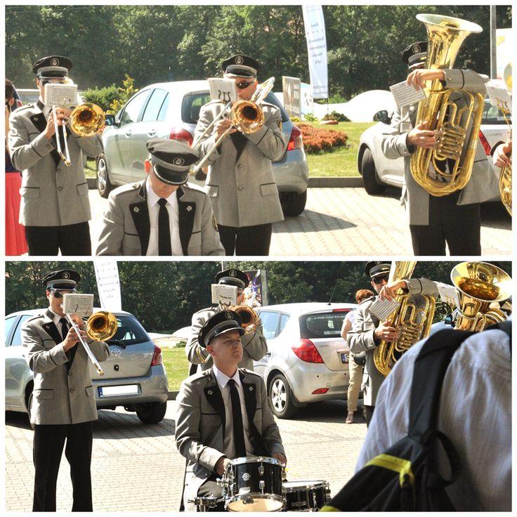 a tak w sobotę przywitaliśmy naszych Gości! :) #orchestra #welcome #parkhotellyson