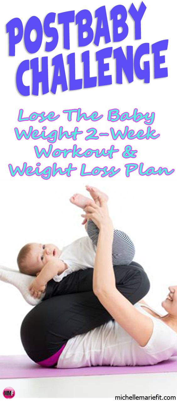 14 Day Postnatal Workout Plan. Free Workout & Diet Plan Lose Weight & Tone Up even better than before pregnancy.