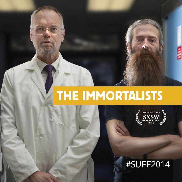 #SUFF2014 The Immortalists