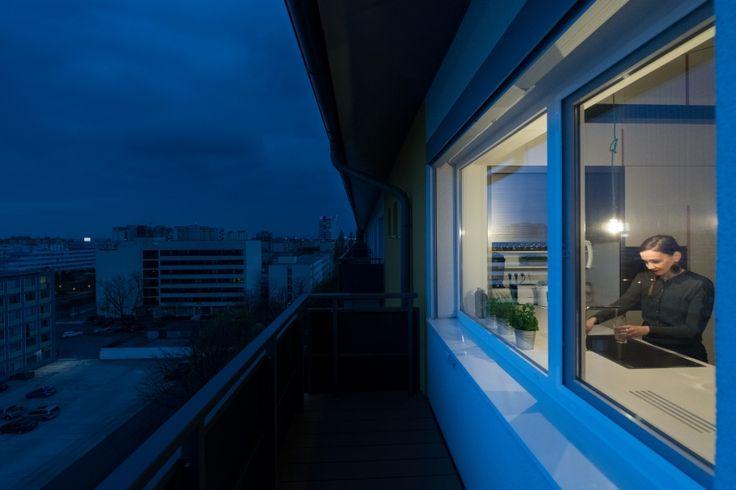 Loftový byt v nadstavbe, Ružinov | RULES Architekti