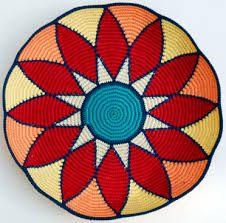 Resultado de imagen para tapestry crochet mandalas