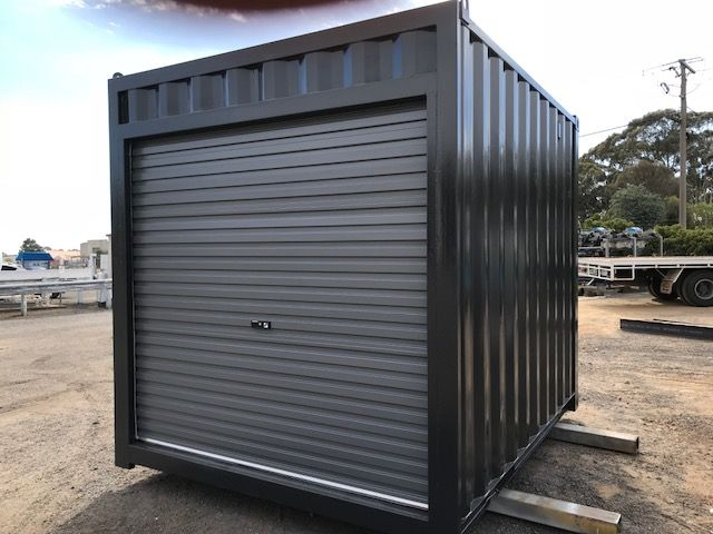 Shipping Containers For Sale In Melbourne In 2020 Shipping Containers For Sale Roller Doors Containers For Sale