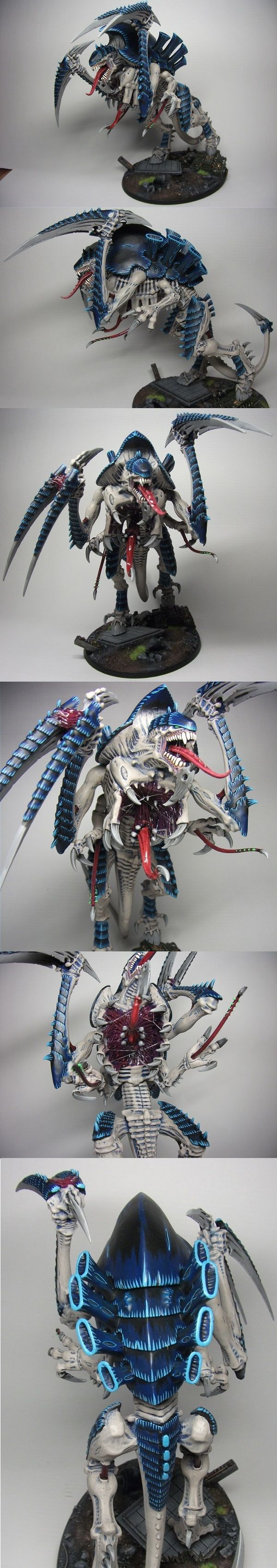 Tyranid Dimachaeron conversion.