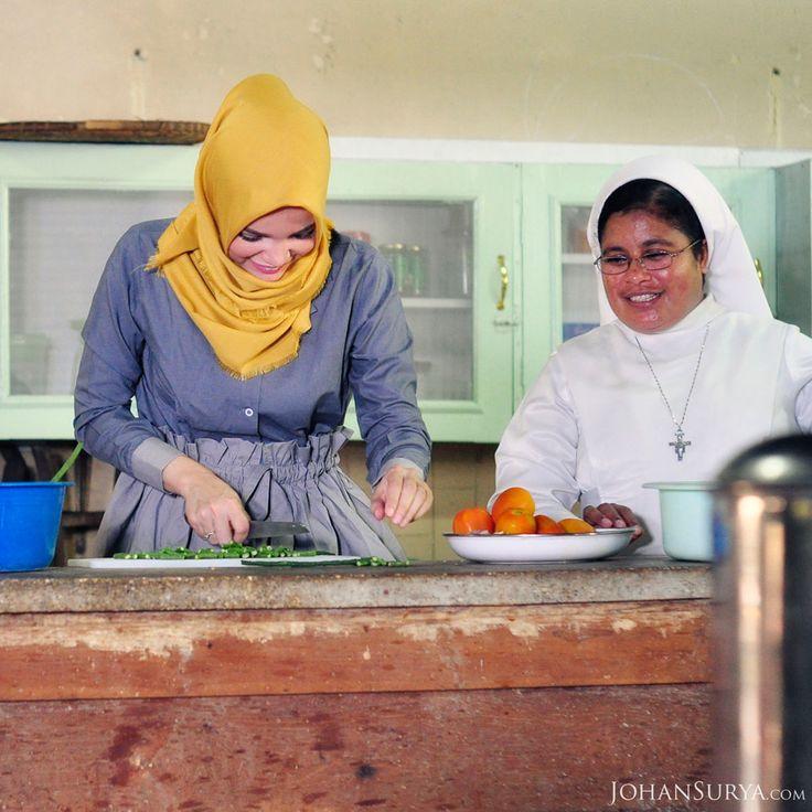 Cerita Dewi Sandra - Dapur Masak