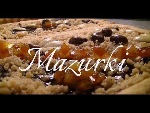 MAZURKI, Jak zrobić mazurki? | Magdalenkowe Frykasy - YouTube