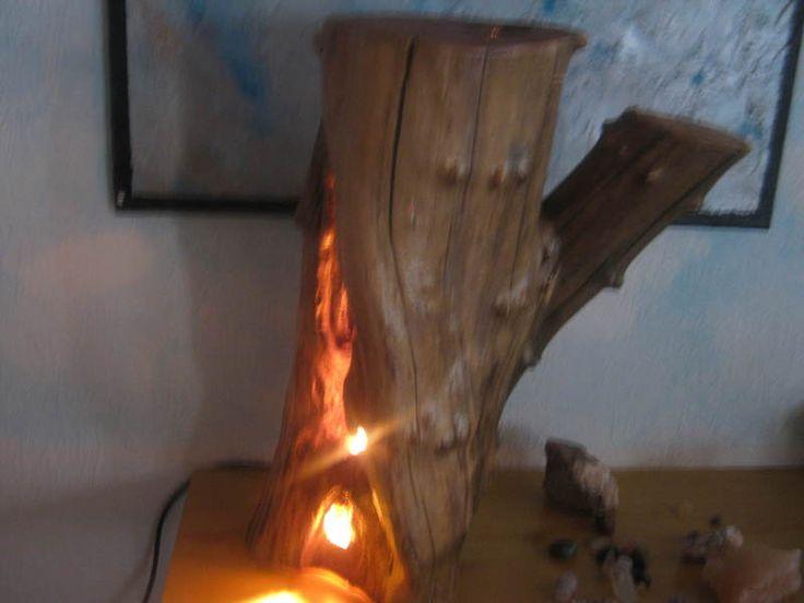 ber ideen zu wurzelholz auf pinterest teak holz stehlampen und gr nderzeit. Black Bedroom Furniture Sets. Home Design Ideas