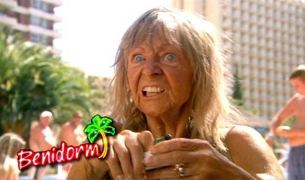 Madge From Benidorm Pictures Google Search British