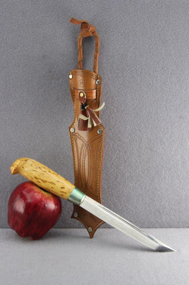 Finland Knife Handmade Fillet