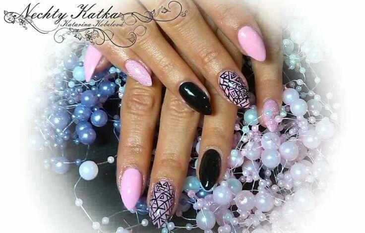 #nailart #nails #art #gelove #gélové #nechty #nehty #umenie #style #uñas…
