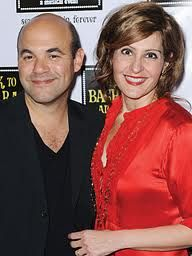 Ian Gomez (born December 27, 1964) is married to actress-writer Nia Vardalos of My Big Fat Greek Wedding fame; the two can be seen together in the film Connie and Carla. Gomez is of Puerto Rican and Russian Jewish descent, and converted to the Greek Orthodox Church upon marrying Vardalos.