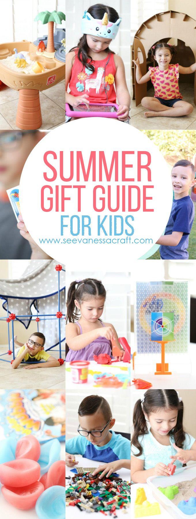 Sommer-Geschenk-Leitfaden für Kinder – Ultimate Summer Fun Giveaway