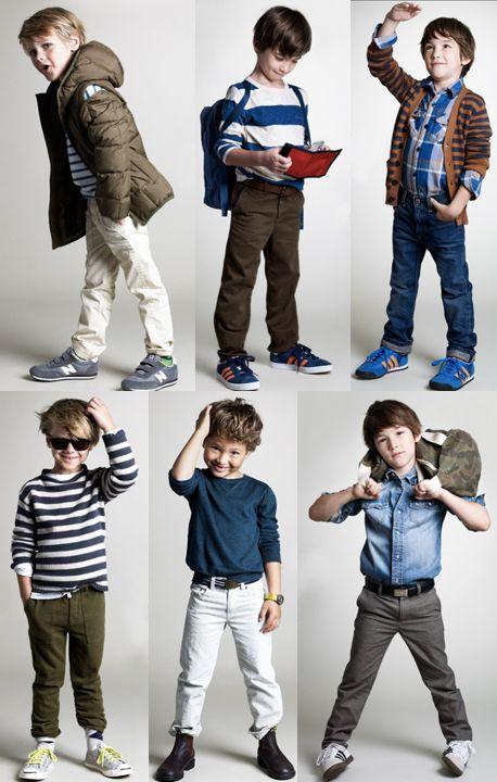 little boy clothes // ropa de niños pequeños