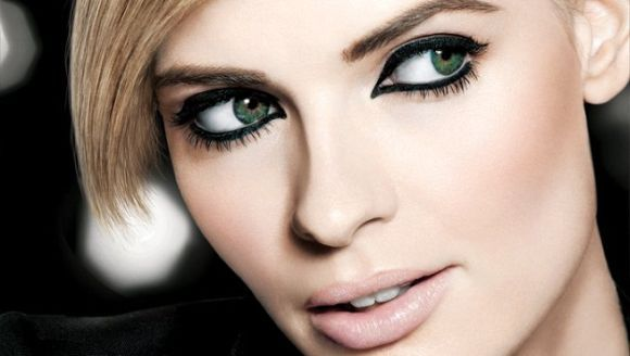 Eyeliner rules...if I could do my own makeup I would try this