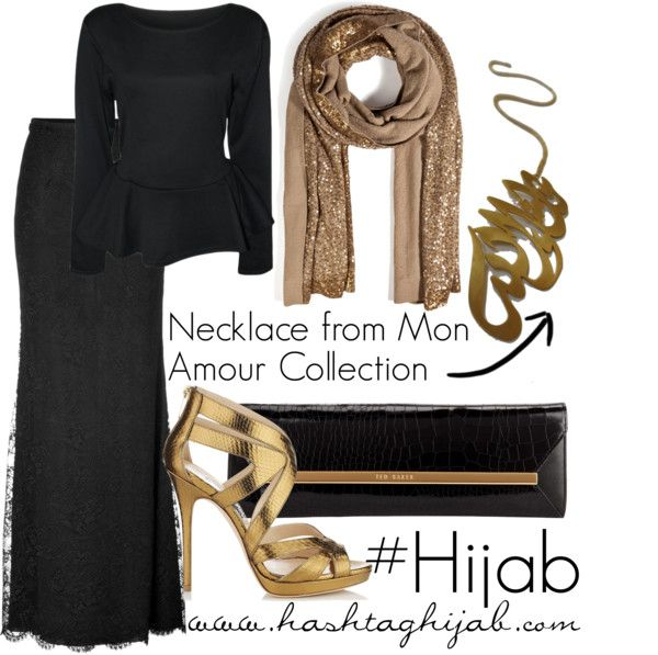 Hashtag Hijab Outfit #137