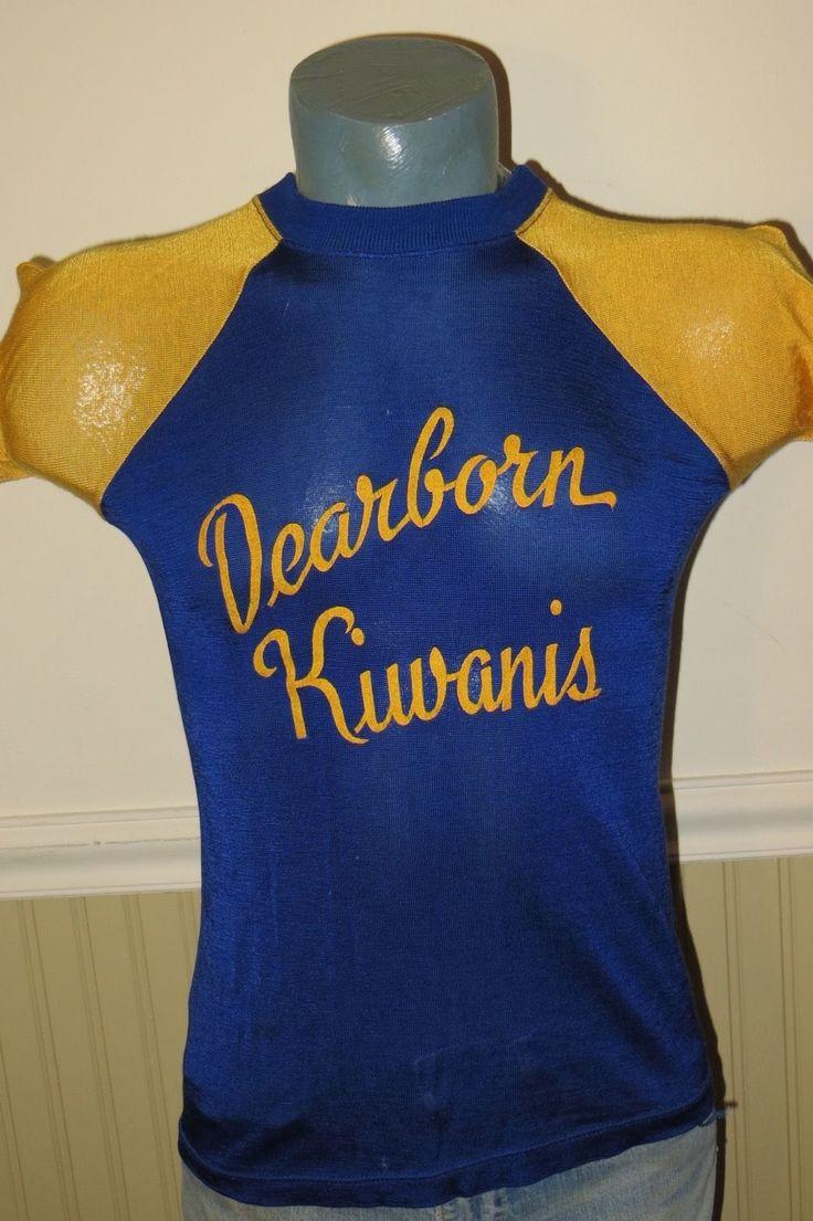 Vintage Sports Team T Shirts 8