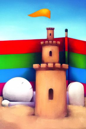 King of the Castle - by Doug Hyde