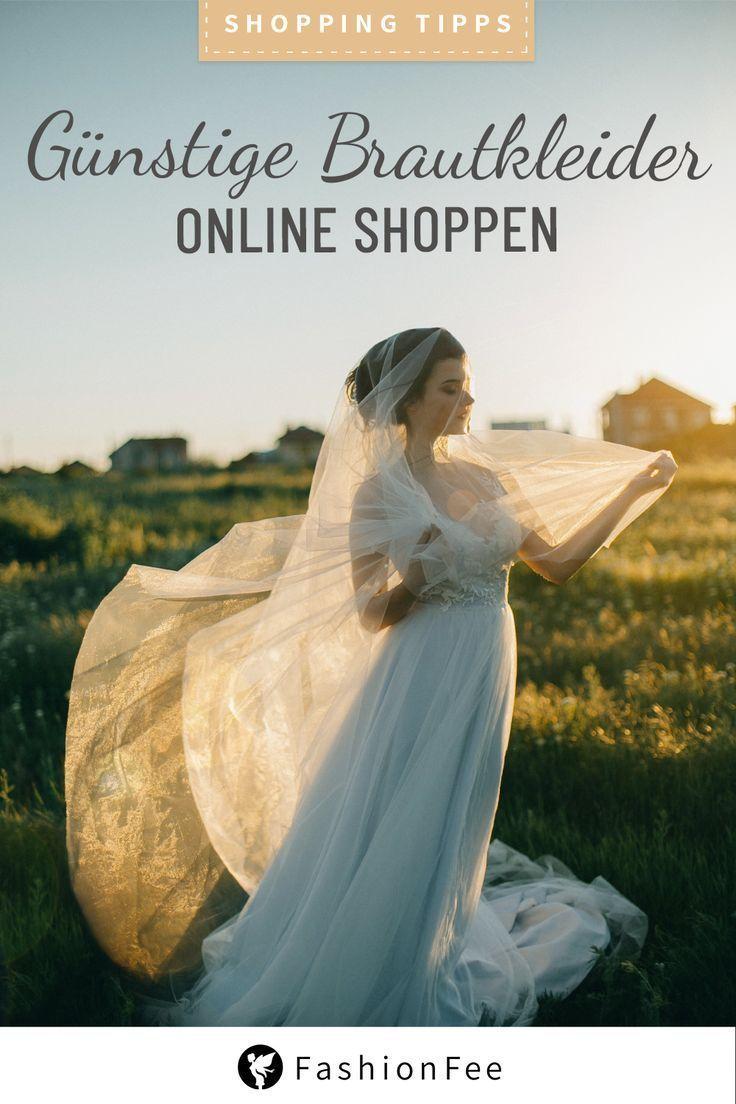 Brautkleider günstig online shoppen? Das geht! Le…