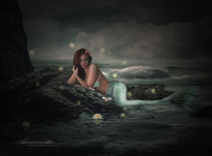 Photo Mermaid by Daniela Della Corte on 500px