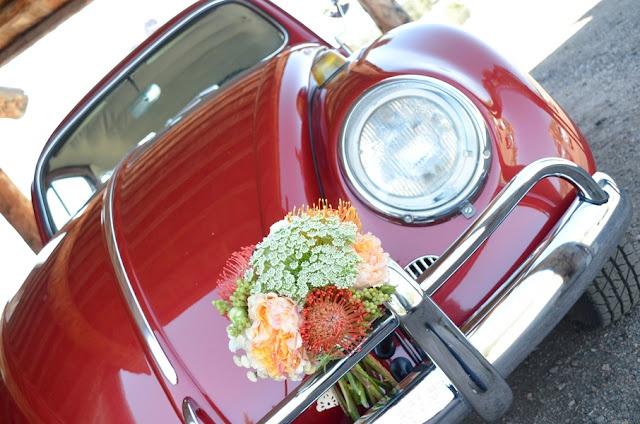 Shabby chic wedding (Meredith Moran Photography)