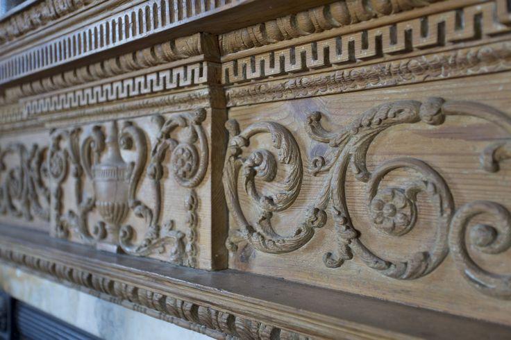 Villa Acquerello - detail