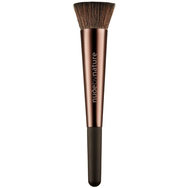 Nude By Nature Buffing Brush 1 ea