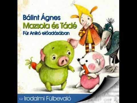 Mazsola és Tádé, Für Anikó előadásában (hangoskönyv) Alvóbaba