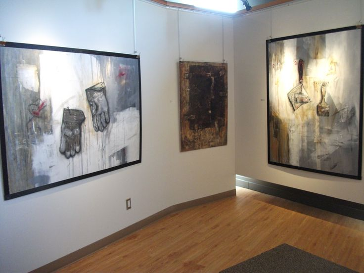Drawings between 2005 and 2008, at Leamington Arts Centre Gallery, May - June 2014 exhibit