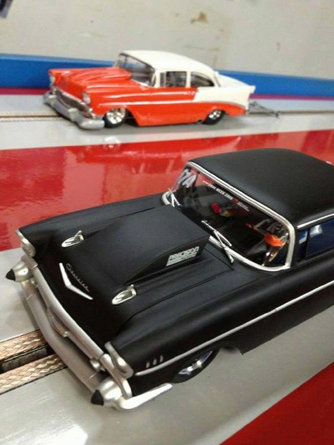 003 1 24 Slot Car Drag Racing Jpg Slot Car Drag Racing Slot Cars Drag Racing