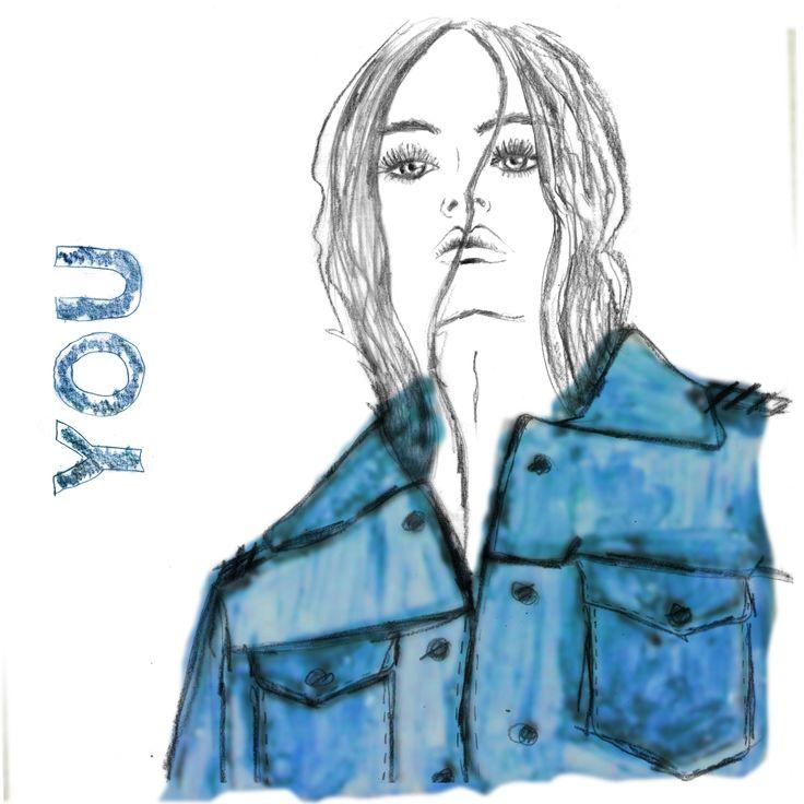 YOU #illustration #delastella
