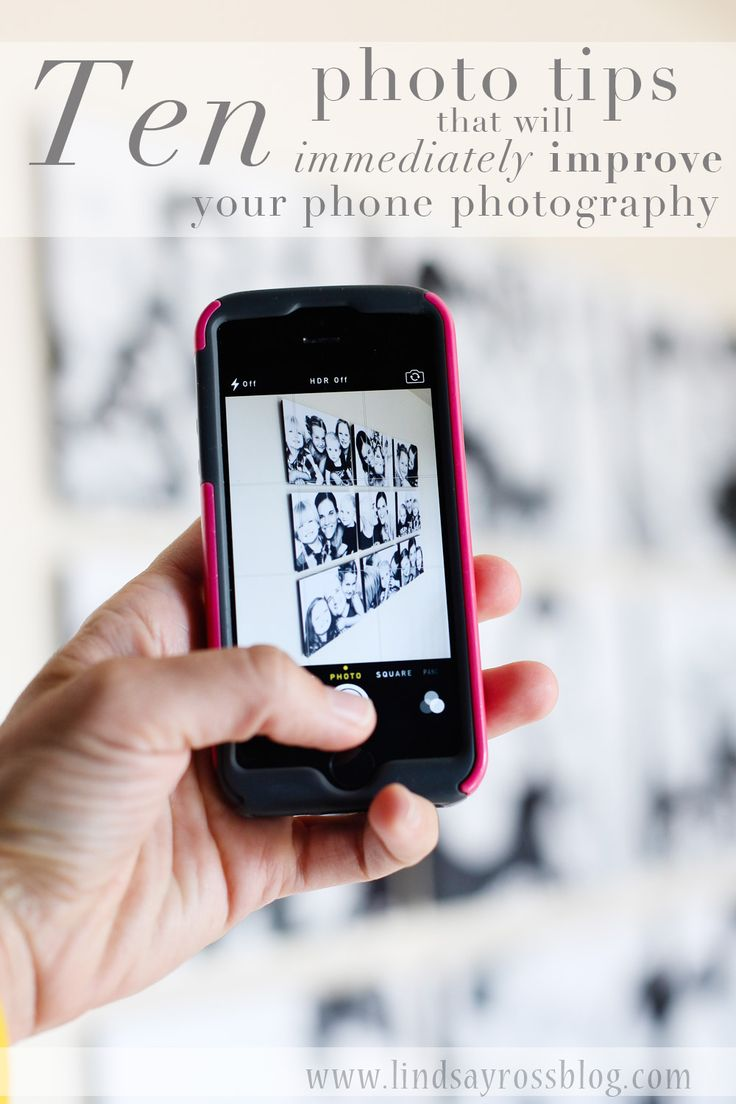 If the photos you take with your phone aren't as good as you'd like them to be, READ THIS!!!  Get access to 10 super simple tips that immediately make a noticeable difference in your phone photography! http://lindsayrossblog.com/2014/09/ten-phone-photography-tips-that-will-change-everything-about-your-photos/