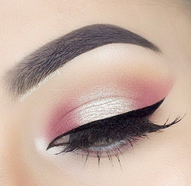 Magnificent Eye Makeup For Red Dress Pakistani Xo Pink Eye Makeup Simple Makeup Smokey Eye Makeup