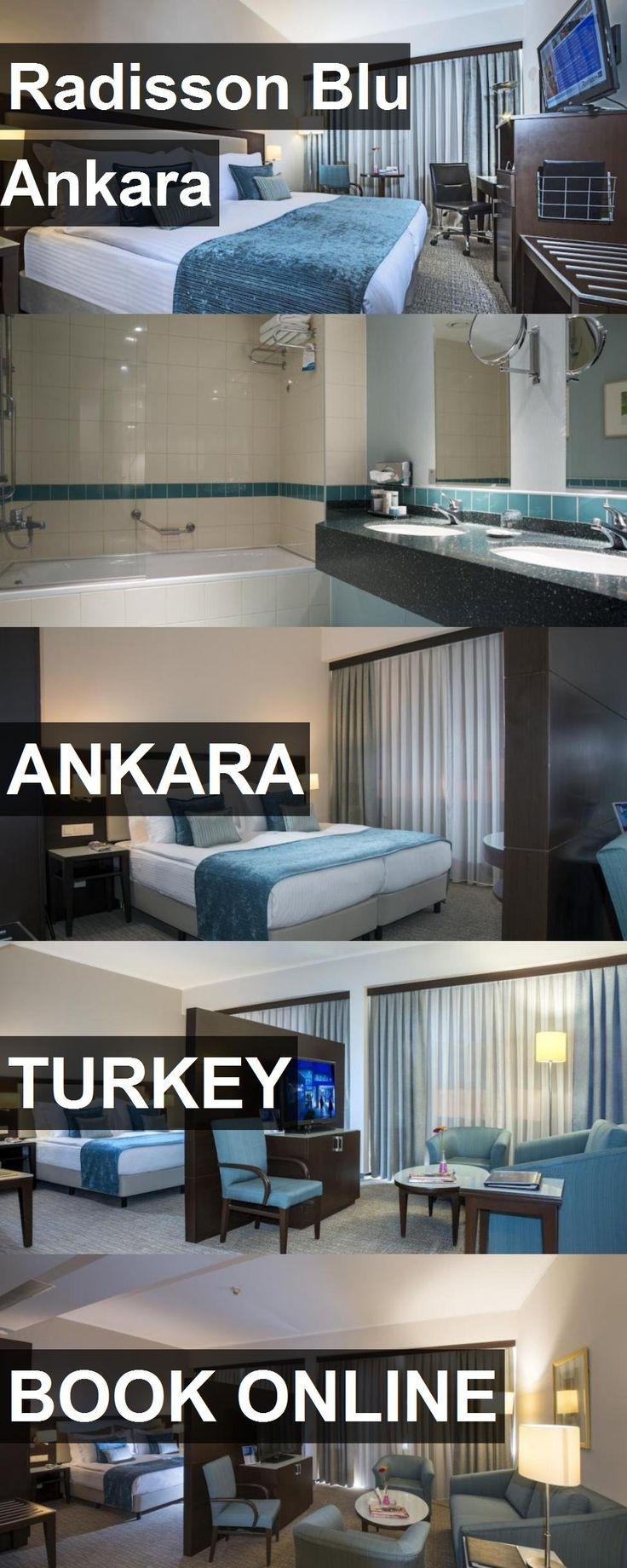 Hotel Radisson Blu Ankara in Ankara, Turkey. For more information, photos, reviews and best prices please follow the link. #Turkey #Ankara #RadissonBluAnkara #hotel #travel #vacation