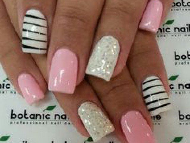 Cute Acrylic Nail Designs Pictures Summer Nail Art