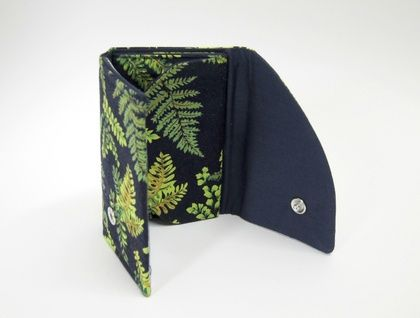 Compact Wallet - NZ Ferns