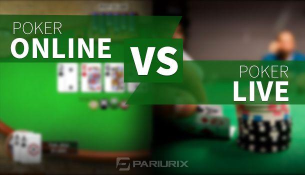 Articole Poker online pe PariuriX.com: Diferențele dintre pokerul online și cel jucat la o masă reală - Explicații