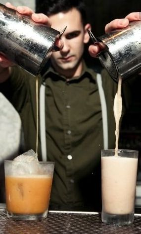 Want something even more spectacular than your own mixologist? Hire one of our Flair Bartender! They will prepare the most delicious and sophisticated drinks while juggling and entertaining your crowd!