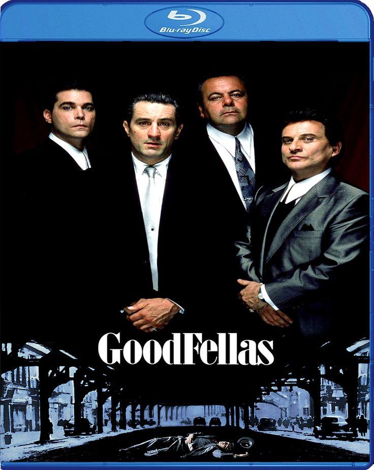 Goodfellas - Sıkı Dostlar [1990] Blu-ray Cover
