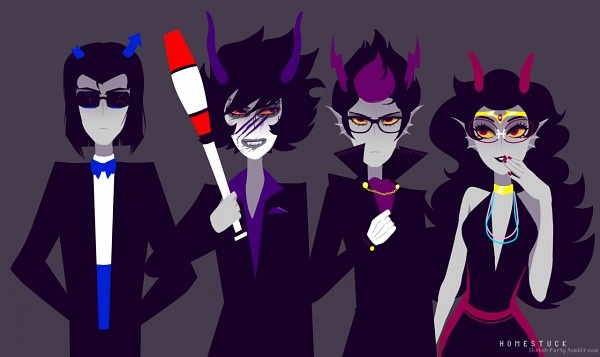 gamzee and eridan love - photo #1