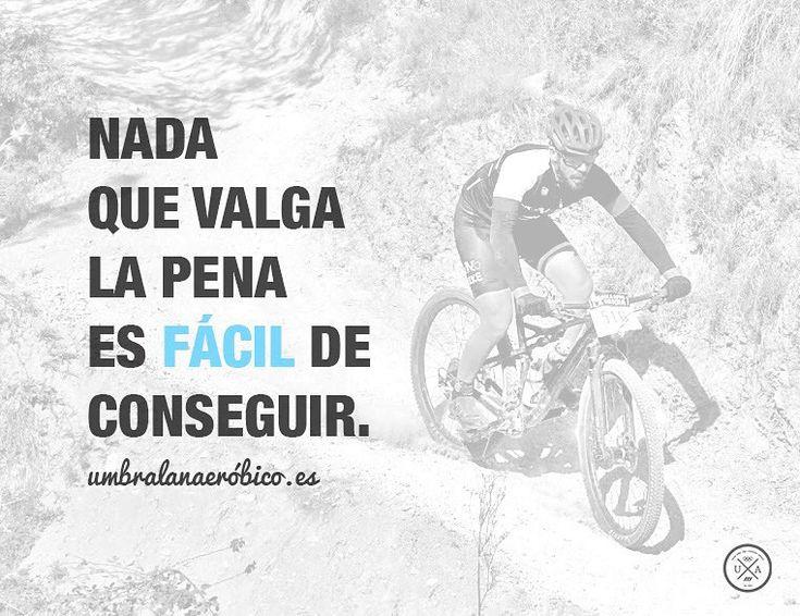 Un poco de motivación #umbralanaerobico #motivación #entrenamiento #mtb #ciclismo