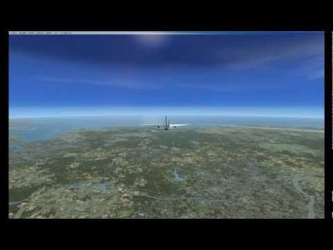 United Airlines Flight 175 Reconstruction with ATC Recording - September 11 2001 - YouTube