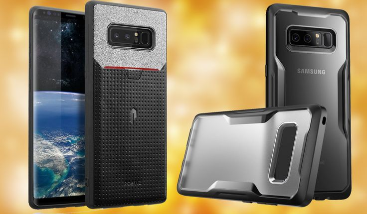 Searching for the best Samsung Galaxy Note 8 cases? Take a look on this collection of Protective Samsung Galaxy Note 8 Cases from amazon.
